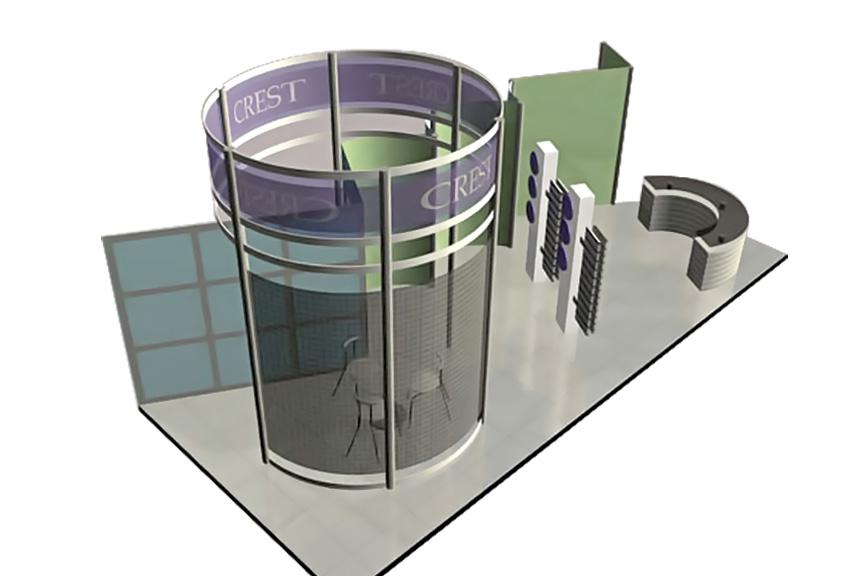 Modular Booth-14